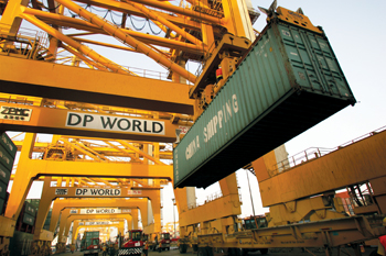 DP World: record revenue