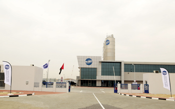 Schmidt Middle East facility at Kizad