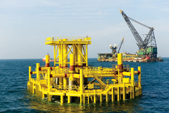 McDermott is a leading provider of EPCI services for offshore developments worldwide