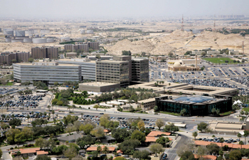 Saudi Aramco, headquartered in Dhahran, Eastern Province, is at the centre of the latest reforms push