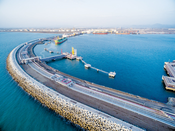 Sohar: maximising its prime strategic location