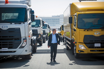 Hedna: Croner's automatic model will be crucial for markets facing serious driver shortage
