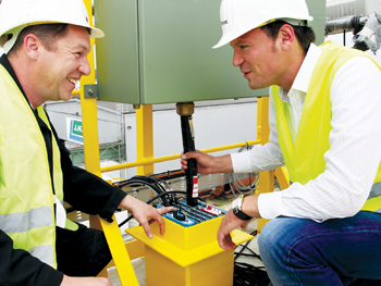 Roxtec cooperates with customers to develop optimised sealing solutions for cables and pipes