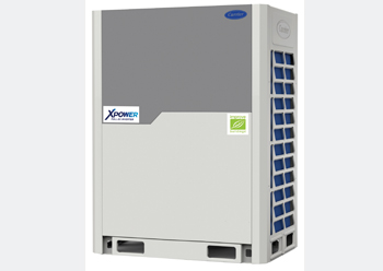 Carriers' new XPower variable refrigerant flow (VRF) system