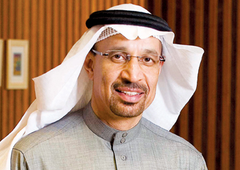 Al Falih: the project supports the vital infrastructure of the supply chain in the kingdom