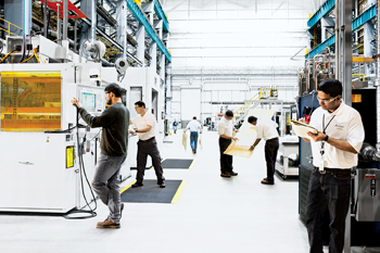 Sabic Home of Innovation: the company has technology and innovation facilities across the world