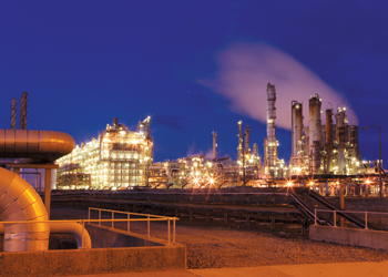 Sabic Olefins Cracker, at Wilton, UK