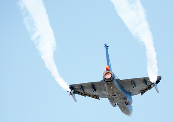 The Bahrain International Airshow is the fastest growing airshow in the Middle East