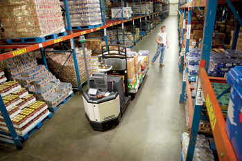 Material handling equipment: integral part of  the supply chain of diverse industries