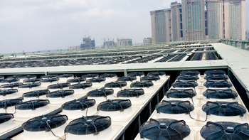 ASJC successfully runs the world's biggest cooling stations at the two Holy Mosques