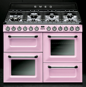 Smeg collection of cookers