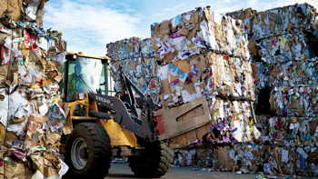 Gulf Industry Online - Recycling plant attracts suppliers