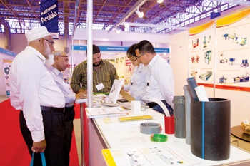 4th Plastivision Arabia 2017 at Expo Centre Sharjah from December 11 to 14