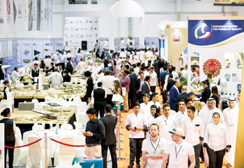 Sial Middle East is expanding its range of show features this year