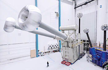 ABB achieves breakthrough with world's most powerful HVDC transformer