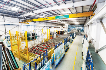 Emirates Glass: making technological advancements in its manufacturing