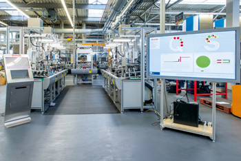 Bosch Rexroth: leading innovation by example
