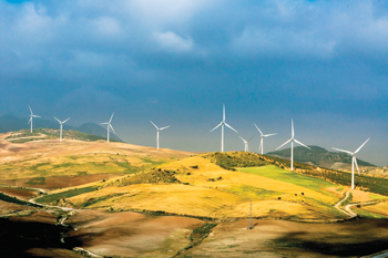 Siemens Gamesa is a major turbine OEM player in Spain
