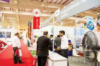 Gulf Industry Fair from February 6 to 8 at BIECC, Bahrain