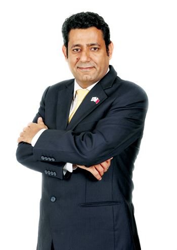 Dr Abdulla Habib: the new acting COO