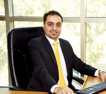 Abbas: striving to achieve higher levels of customer satisfaction