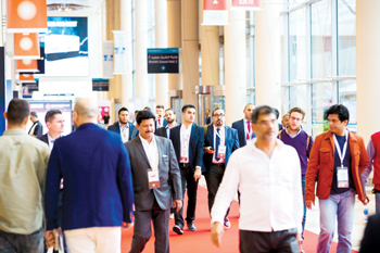 Middle East Electricity at Dubai World Trade Centre from March 6 to 8