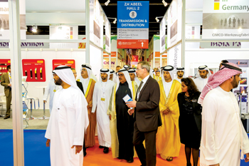 Middle East Electricty: the region's leading trade event for the power industry