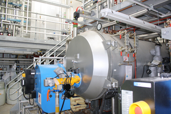 Oil fired industrial boilers are expected to dominate the market