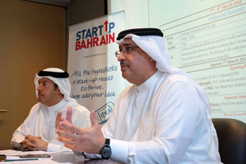 Shaikh Mohamed: the aim is to enhance the startup ecosystem