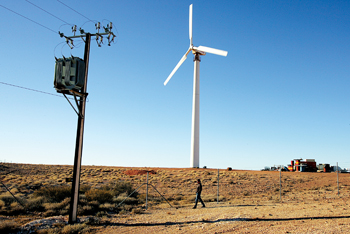 Al Babain: diversifying into wind energy