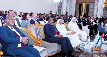 The bilateral ties between the UAE and Botswana are robust
