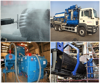 AYTB Industrial Services division is recognised as the best industrial services supplier