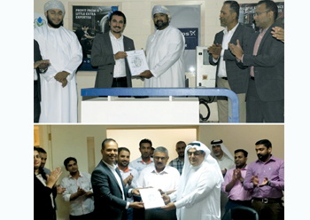 Omani and Bahraini firms were amongst the first to achieve Grundfos AASP certification
