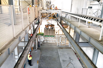 Raysut's new cement packaging plant