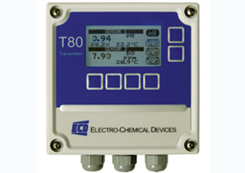 The T80 transmitter has been designed as a universal transmitter