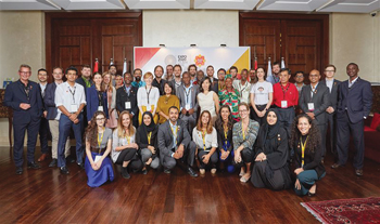 Global innovators from the Expo Live Innovation Grant Programme
