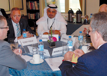 Seatrade's roundtable served as a platform for all major stakeholders in the maritime industry