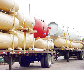 The rising demand from the chemicals industry is a major driver for the pressure vessels market