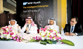 SAP and Saudi digital innovators went live on its first live Public Cloud Data Center in Riyadh, Sau