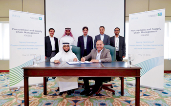 IKTVA is a cornerstone of Aramco's procurement process to expedite localisation