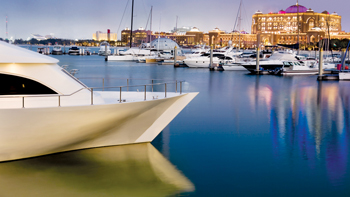 Abu Dhabi International Boat Show from October 17 to 20 at Adnec, UAE