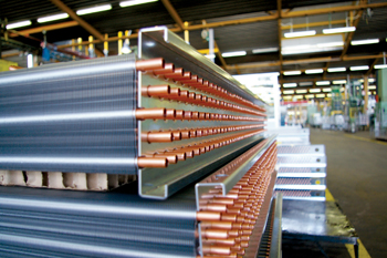 Global heat exchanger sector is expected to grow significantly