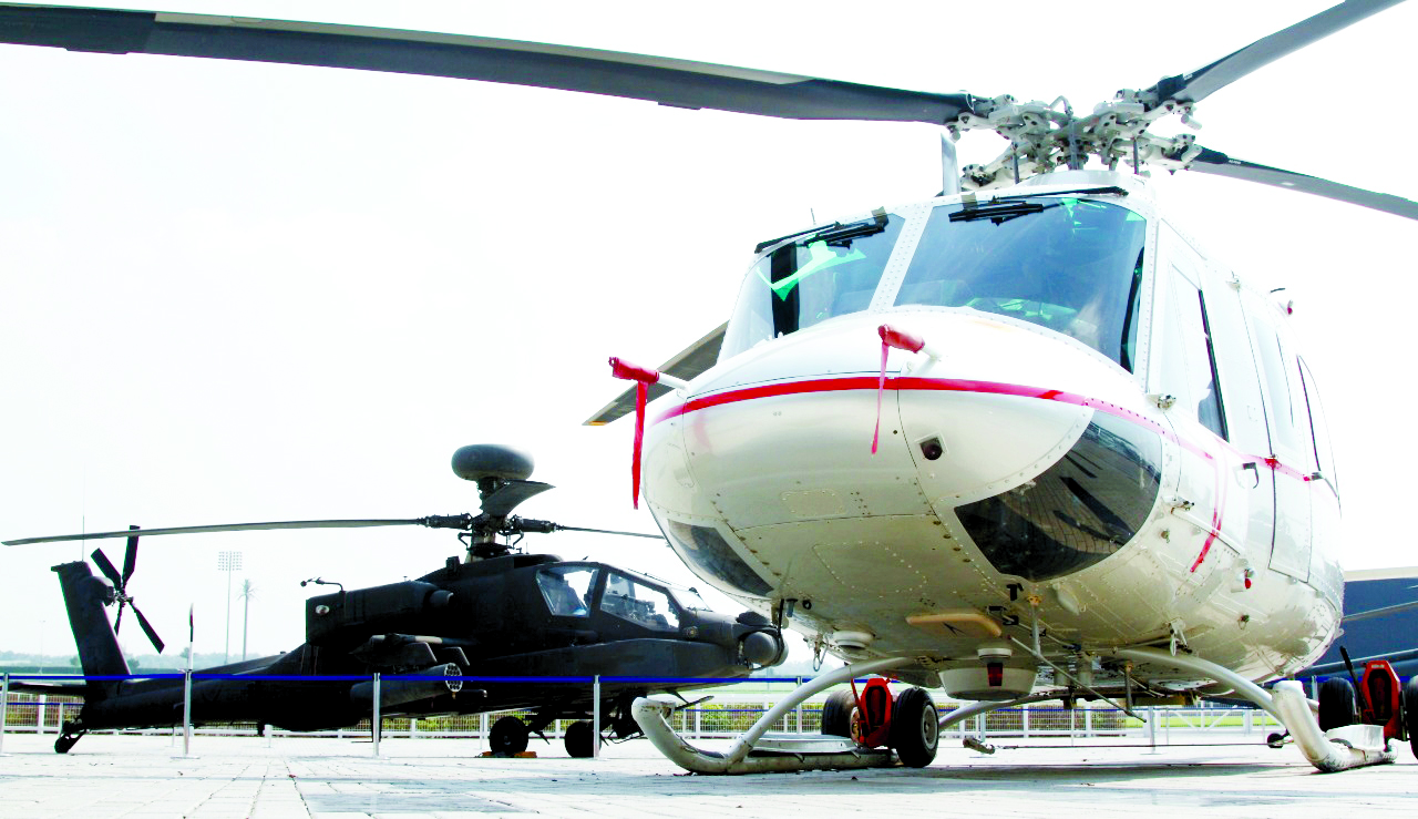 Dubai HeliShow 2018 from November 6 to 8 at Sheraton Abu Dhabi Hotel and Resort, Abu Dhabi, UAE