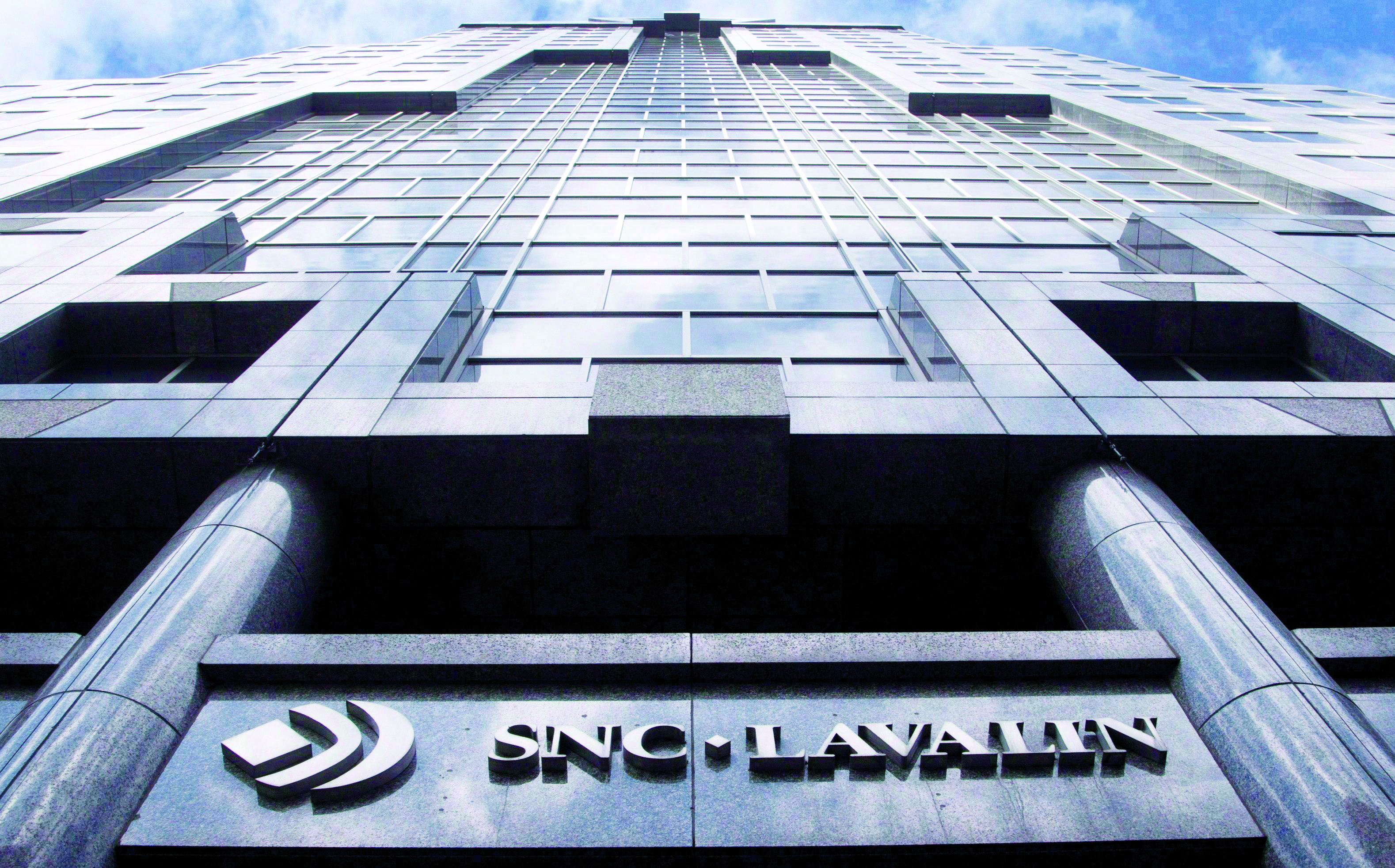 SNC-Lavalin's head office