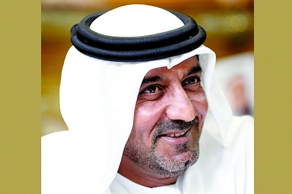 Sheikh Ahmed: boosting trade