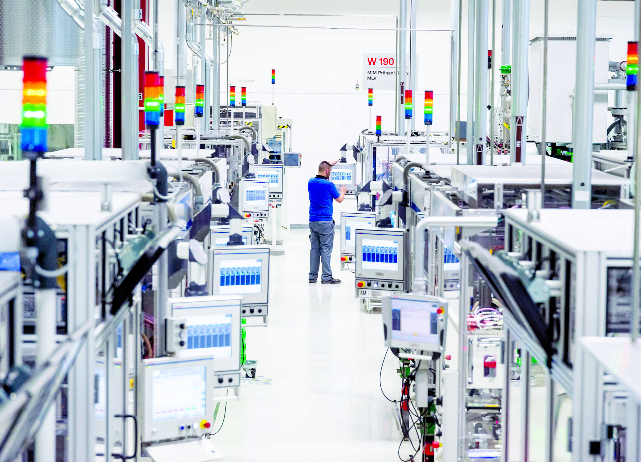 Bosch: betting big on Industry 4.0 solutions to drive growth