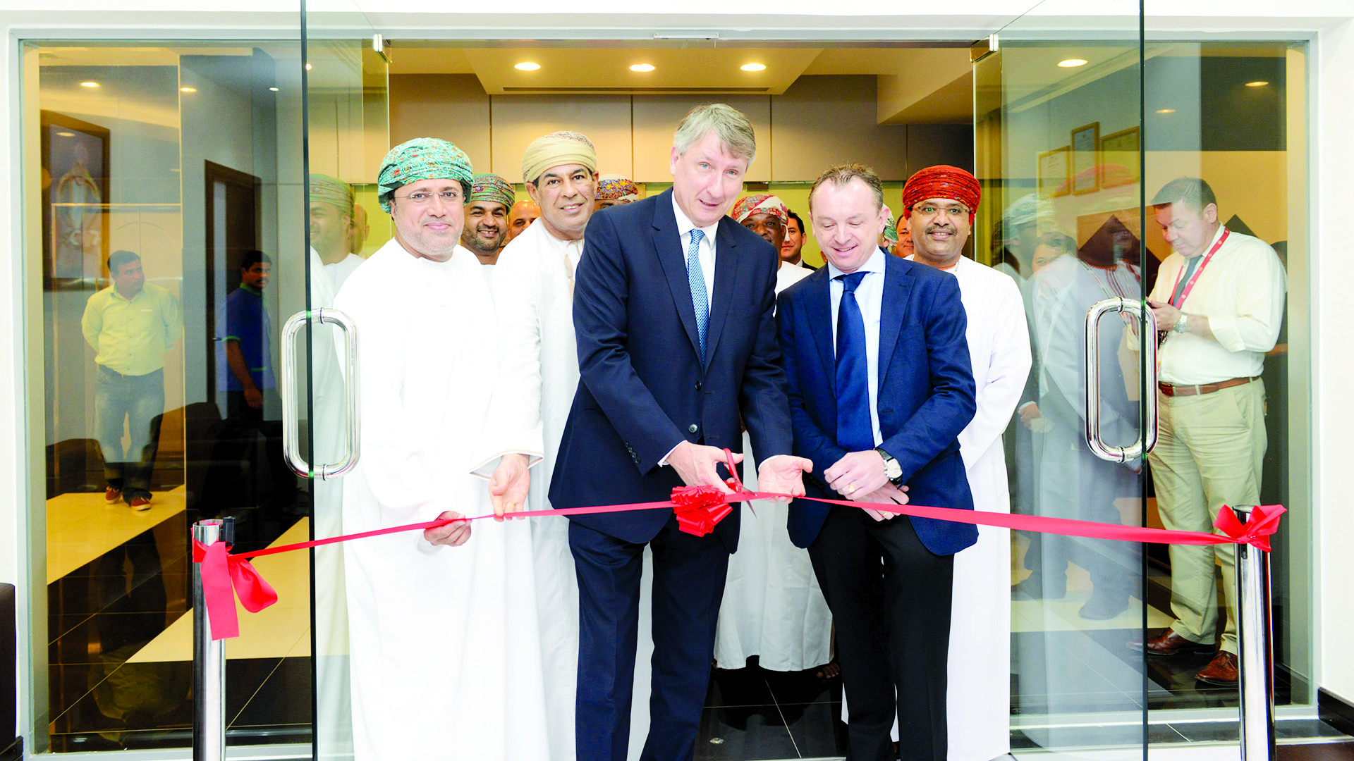 Last year, SNC-Lavalin opened a Training Centre in Muscat, alongside new office with PDO