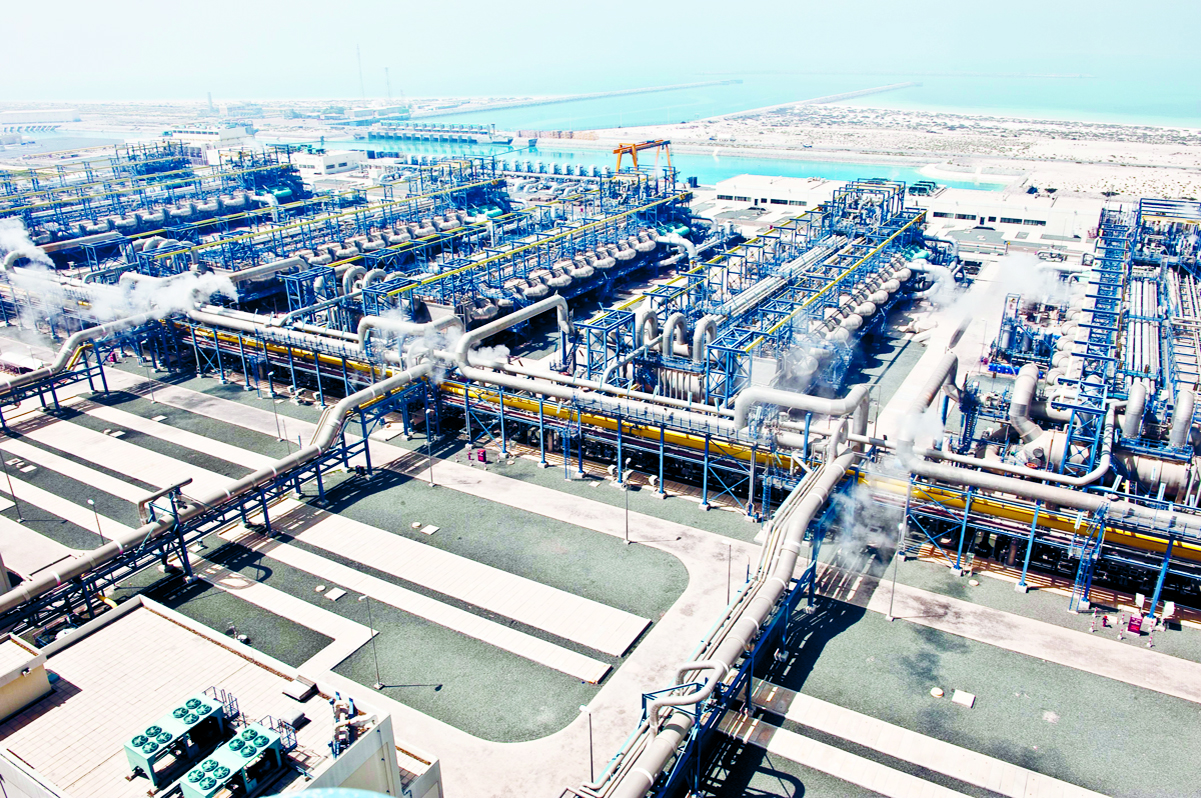 Abu Dhabi: supporting the industrial sector