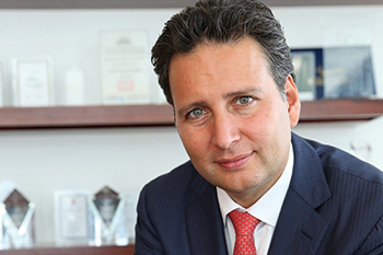 Dr Karim El Solh, co-founder and CEO, Gulf Capital