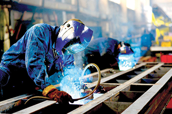 Manufacturing has been identified as one of the potential investment sectors in Iraq